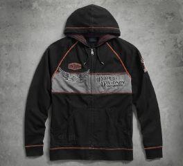 Harley-Davidson® Men's Iron Block Hoodie 99000-17VM