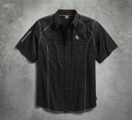 Harley-Davidson® Men's Performance Shirt with Coldblack Technology 99016-17VM