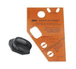 Harley-Davidson® Boom! Audio Stage I/II Fairing Lower Speaker Installation Kit 76000734