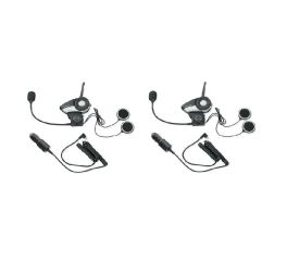 Harley-Davidson® Boom! Audio 20S Bluetooth Helmet Dual Headset Pack 76000740
