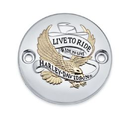 Harley-Davidson® Live To Ride Timer Cover 25600067