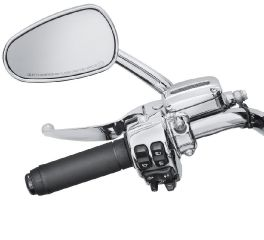 Harley-Davidson® Clutch Bracket and Master Cylinder Reservoir Kit 41700440