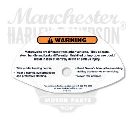 General Warning Label