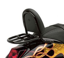 Gloss Black Luggage Rack for VRSC Models