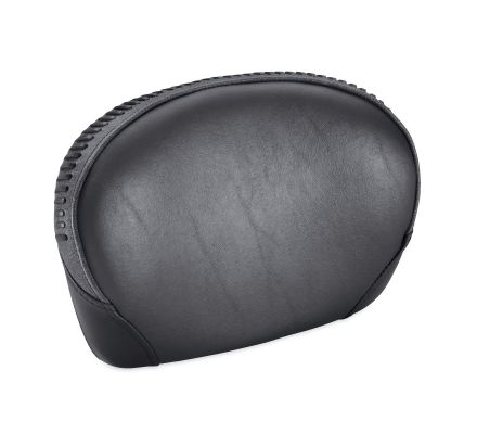 Harley-Davidson® Medium Low Touring Passenger Backrest Pad with Fat Boy Styling 51622-07