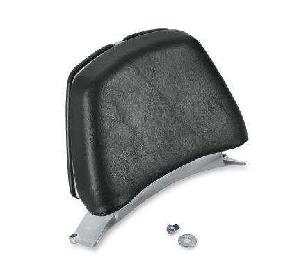 Harley-Davidson® Cast Upright and Backrest Pad 52300016