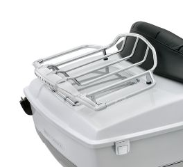 Harley-Davidson® Air Wing Tour-Pak Chrome Luggage Rack 79179-08