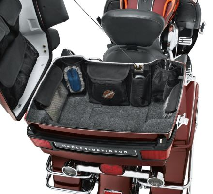 Harley-Davidson® Tour-Pak Wall Organizer 54014-05