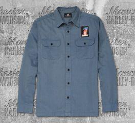 Men's Mechanics Long Sleeve Shirt