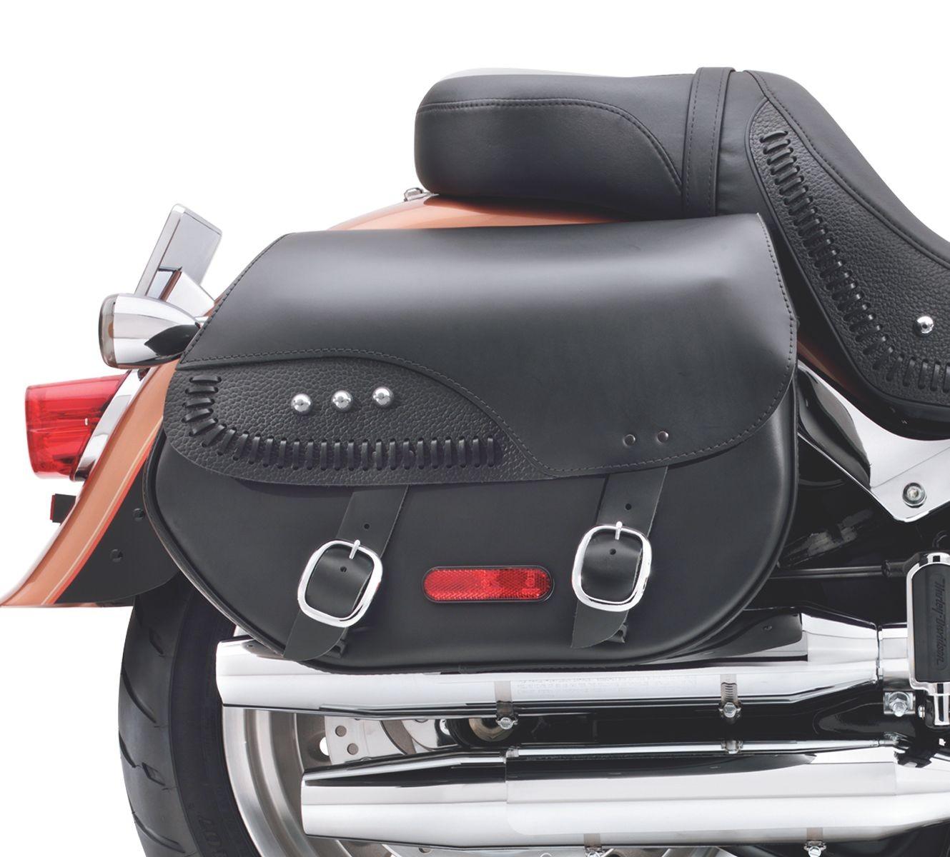 88306 07a Harley Davidson H D Detachables Leather Saddlebags Protectant Manchester