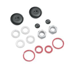 Harley-Davidson® Shock Bolt Cover Kit 54000017