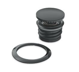 Harley-Davidson® Flush-Mount Fuel Cap- Softail Blackline 61100007A