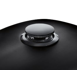 Harley-Davidson® Flush-Mount Gas Cap- Gloss Black 63140-10A