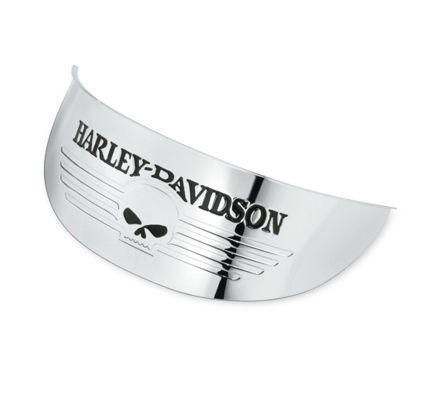 Harley-Davidson® Skull Headlamp Visor 69793-07