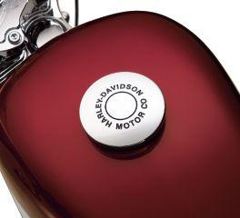 Harley-Davidson® H-D Motor Co. Fuel Cap Medallion 99666-04