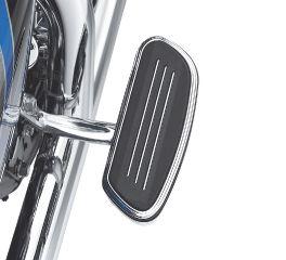 Harley-Davidson® Streamliner Passenger Footboard Insert Kit- Swept Wing Shape 50420-05
