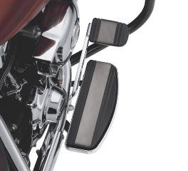 Harley-Davidson® Diamond Black Rider Footboard Insert Kit 50549-08