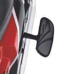 Harley-Davidson® Tribal Passenger Footboard Insert Kit- Swept Wing Shape 50760-10