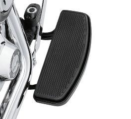 Harley-Davidson® Black Rider Footboard Pans 51322-08