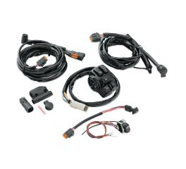 Harley-Davidson® Boom! Audio Music and Intercom Kit with Bike-to-Bike Communication 77108-09A