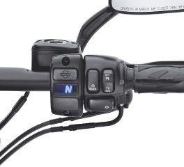 Harley-Davidson® Digital Gear Indicator 70900078