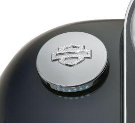 Harley-Davidson® Diamond Ice LED Fuel Gauge 70900265