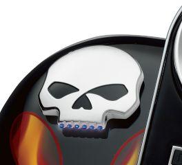 Harley-Davidson® Skull LED Fuel Gauge 75098-08A