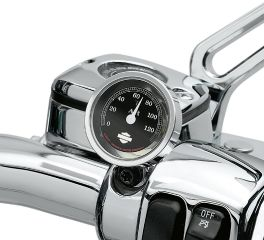Harley-Davidson® Handlebar Thermometer 75102-04