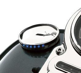 Harley-Davidson® Smooth LED Fuel Gauge 75237-03C