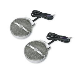 Harley-Davidson® LED Flat Lens Turn Signals 68435-10