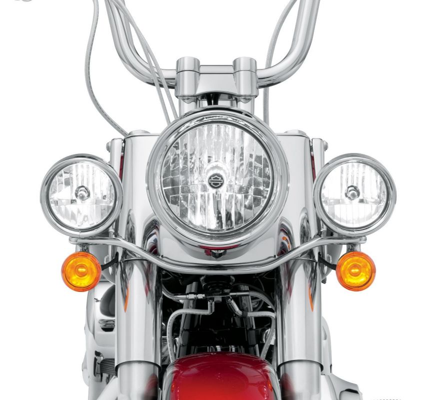 Harley Davidson Headlamp Wire Harness on