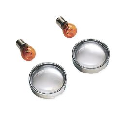 Harley-Davidson® Rear Turn Signal Trim Ring Kit 69755-04
