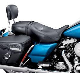 Harley-Davidson® Harley Hammock Rider and Passenger Touring Seat 52000003A