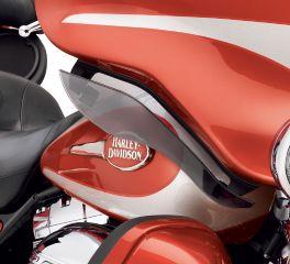 Harley-Davidson® Adjustable Air Deflector Kit 58166-08A