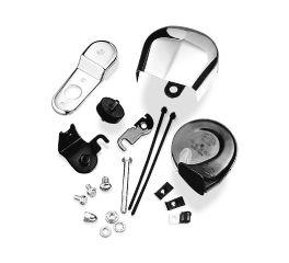 Harley-Davidson® Chrome Horn Kit 69112-95E
