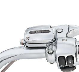 Harley-Davidson® Chrome Clutch Bracket and Master Cylinder Reservoir Kit 42117-08A