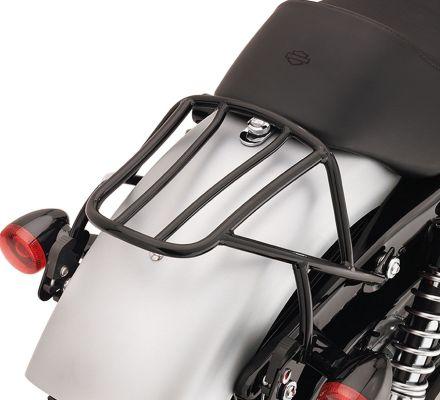 Harley-Davidson® H-D Detachables Solo Rack 53512-07A