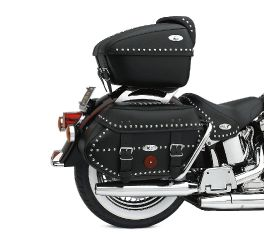 Harley-Davidson® H-D Detachables Solo Tour-Pak Luggage Mounting Rack 53559-04B