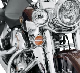 Harley-Davidson® Fork-Mount Wind Deflector 57400143