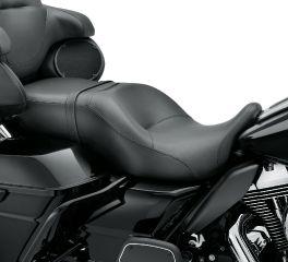 Harley-Davidson® Sundowner Smooth Deep Bucket Seat - Smooth 52000128