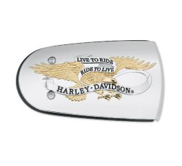 Harley-Davidson® Live To Ride Air Cleaner Trim 61300220