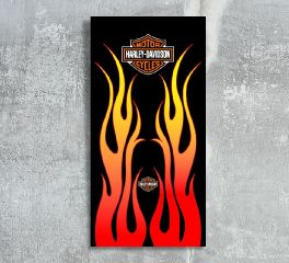 Harley-Davidson® Men's Tubes - Baltimore Multipurpose Garment T9001