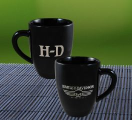 Harley-Davidson® HD Willie G Ceramic Coffee Mug, OkisOnent GmbH HD-HD-919