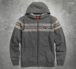 Harley-Davidson® Men's Chest Stripe Hoodie 96492-17VM