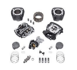 Harley-Davidson® Screamin' Eagle Milwaukee-Eight Engine Stage IV Kit - 107 to 114CI 92500062