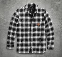 Harley-Davidson® Men's Reinforced Slim Fit Riding Shirt Jacket 98192-17VM