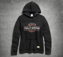 Harley-Davidson® Women's Genuine Pullover Hoodie 99100-17VW
