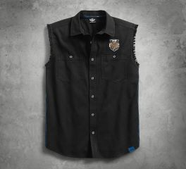 Harley-Davidson® Men's 115th Anniversary Blowout 99004-18VM