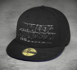 Harley-Davidson® Men's 115th Anniversary 59FIFTY® Cap 99406-18VM