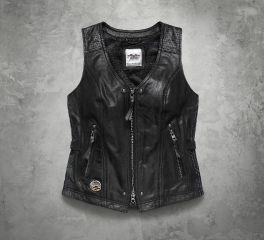 Harley-Davidson® Women's 115th Anniversary Vest 98011-18VW